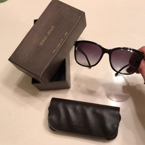 1d97571130f Giorgio Armani Accessories - Giorgio Armani sunglasses